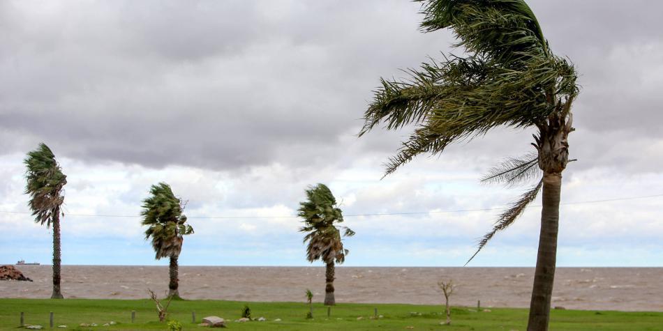 Uruguay en estado de alerta por llegada de ciclón extratropical