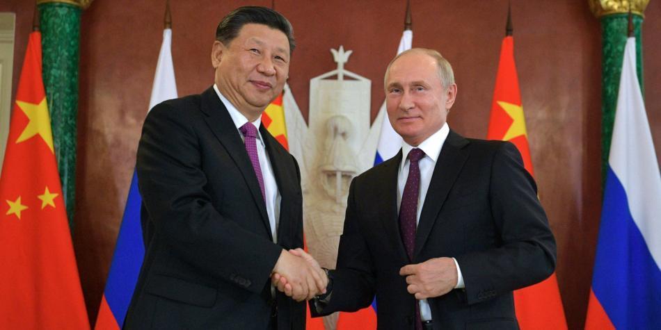 Los tres nuevos grandes gasoductos rusos