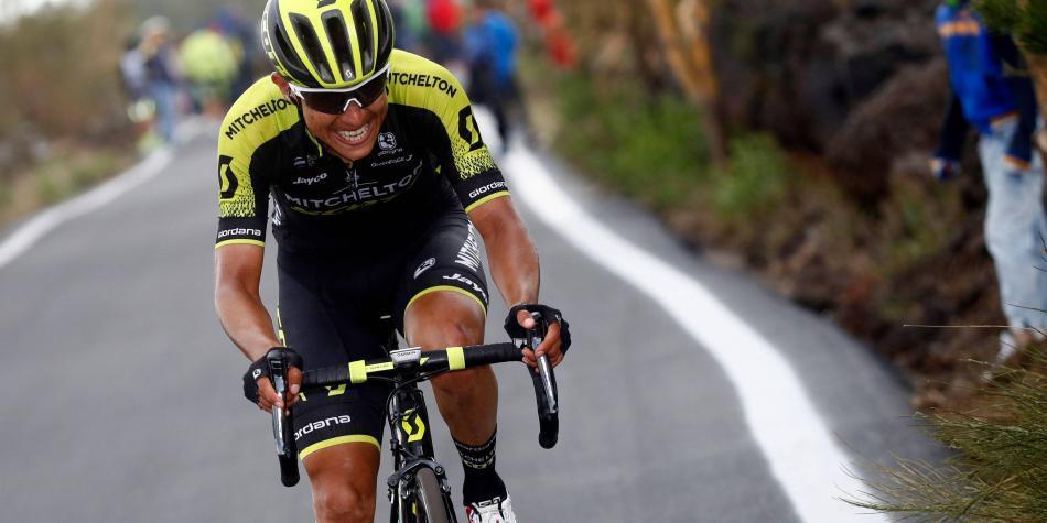 ¡Insólito! Aerolínea pierde la costosa bicicleta de Esteban Chaves