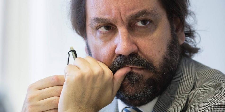 Pérez-Maura, periodista del diario ABC
