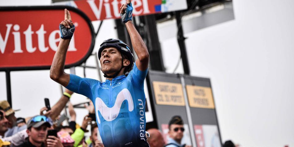 Egan, Nairo y Rigo, candidatos reales para ganar el Tour de Francia