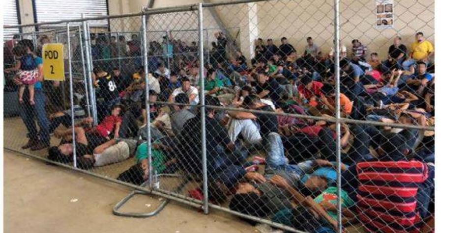 Hombre intenta incendiar centro de detención de migrantes en EE. UU.