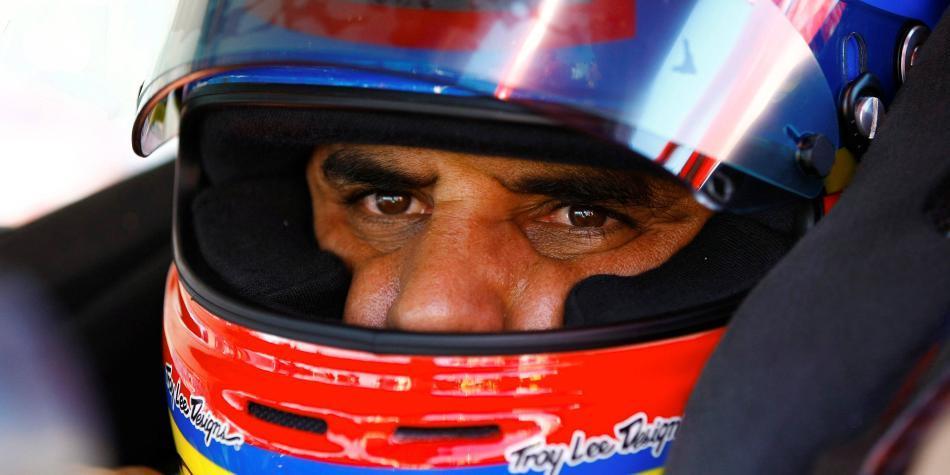 Montoya grita campeón: ganó un título más en su carrera