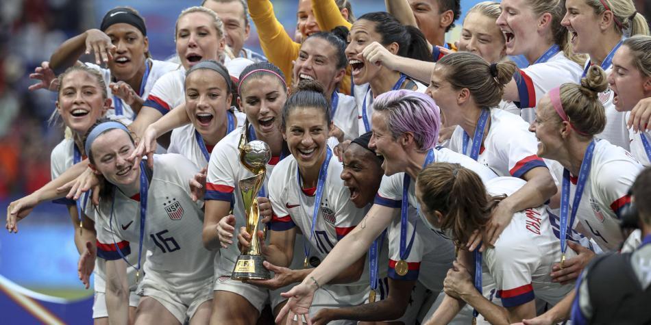 El éxito del fútbol femenino en Estados Unidos