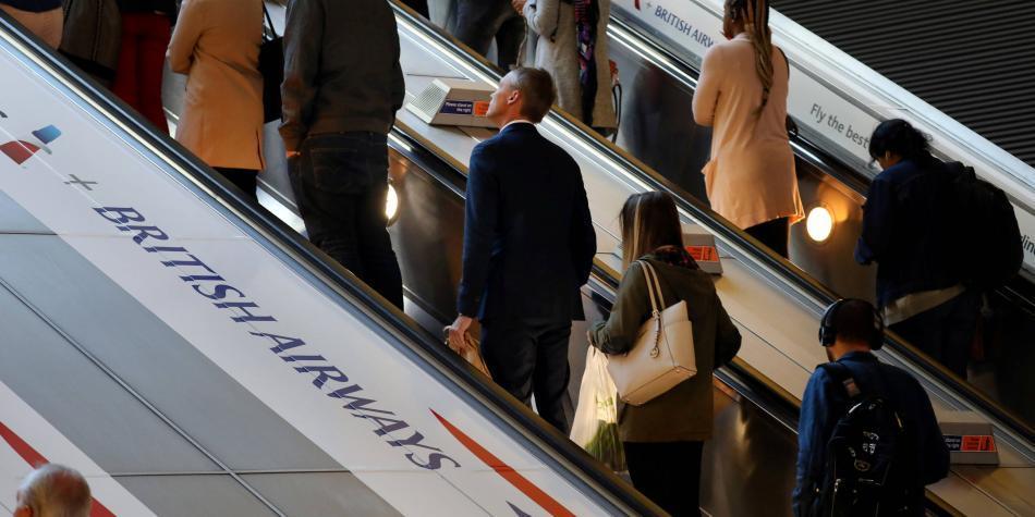 British Airways se enfrenta a sanción por robo masivo de datos