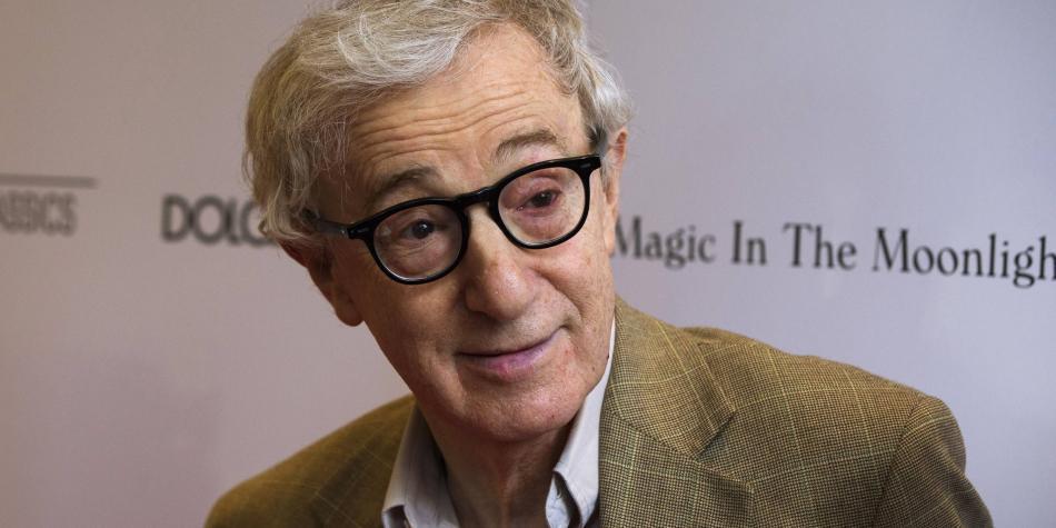 Woody Allen comienza el rodaje de su nueva película en San Sebastián