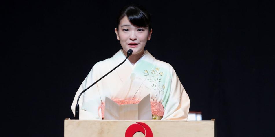 Princesa Mako visita Perú por los 120 años de la inmigración japonesa