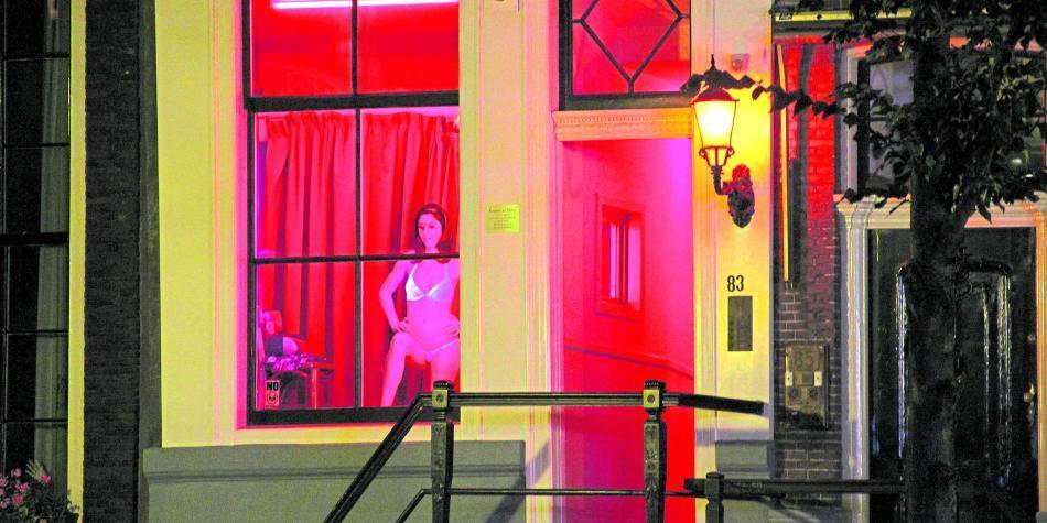 Por qué está en riesgo la zona de prostitución más famoso del mundo