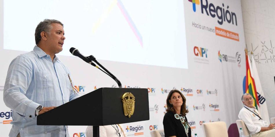 Presidente Duque inaugura sede del SENA en Barranquilla