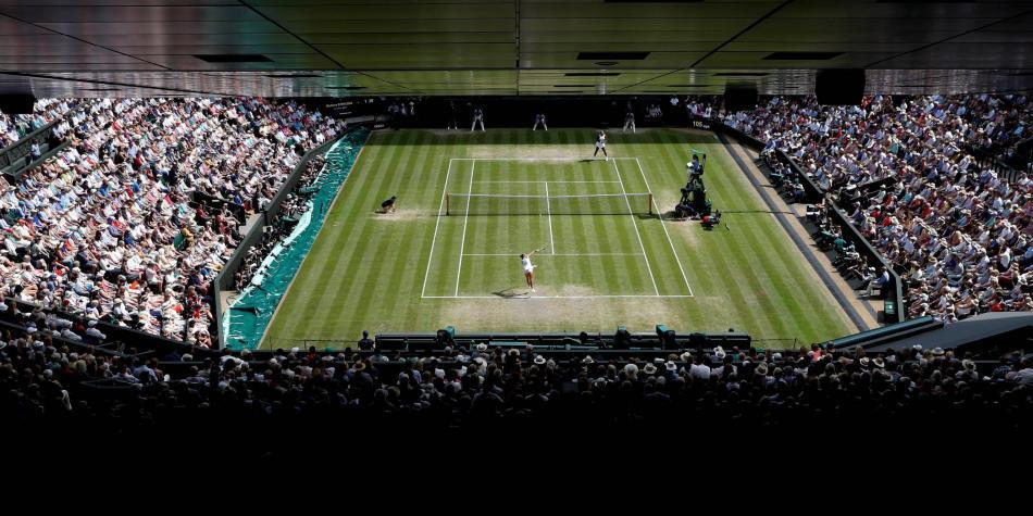 Lista la final femenina de Wimbledon