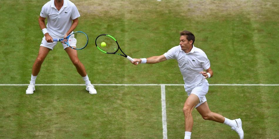 Estos son los duros rivales de Cabal y Farah en la final de Wimbledon