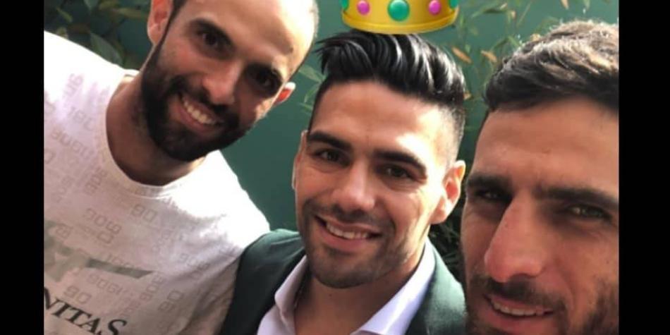 El mensaje de Falcao a Cabal y Farah por su actuación en Wimbledon