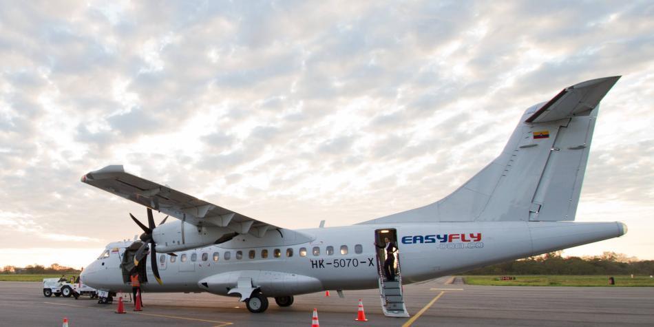 Silla vacía para retorno de aviación no hace viable el negocio