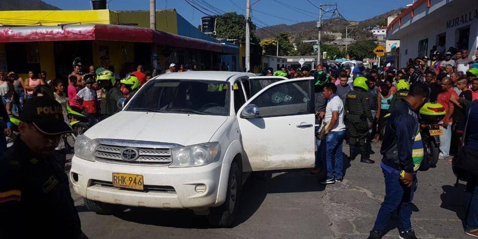 Asesinado cuñado del Secretario de seguridad de Santa Marta