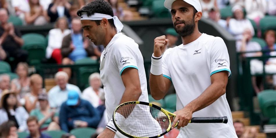 El jugoso premio económico que se llevaron Cabal y Farah en Wimbledon