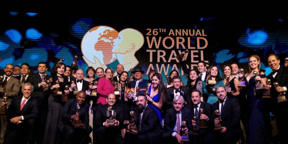 Colombia brilló en los 'Óscar del turismo'