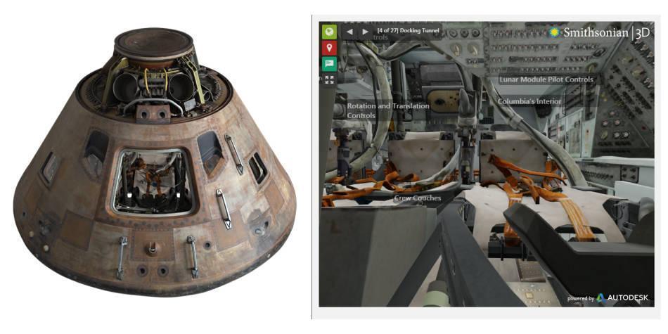Active el desarrollo 3D de Google que celebra los 50 años de Apolo 11