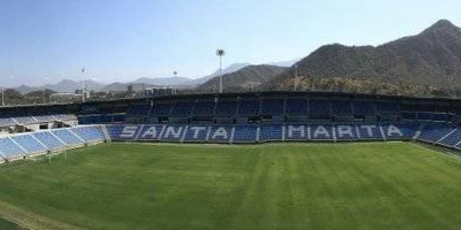Estadio de Santa Marta, una de las obras en la lupa de la Contraloría