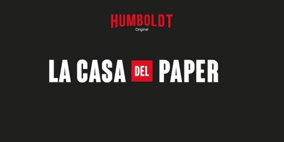 'La casa de papel' tendrá una versión del Instituto Humboldt