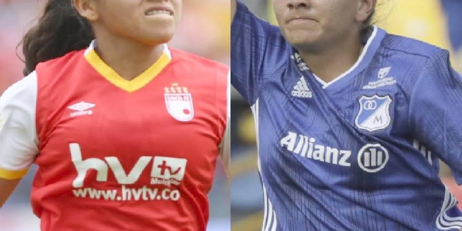 Joya de archivo: Santa Fe y Millos ya habían jugado en fútbol femenino