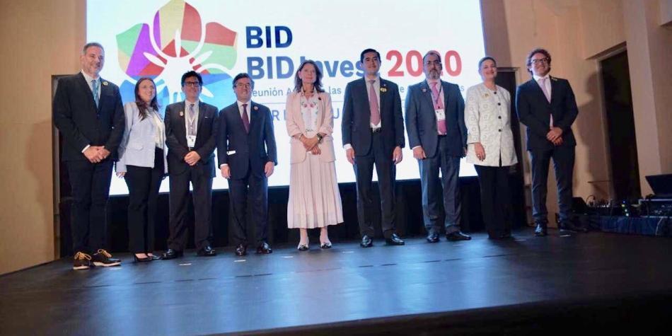 Barranquilla recibió en Guayaquil, Ecuador, la Asamblea del BID 2020