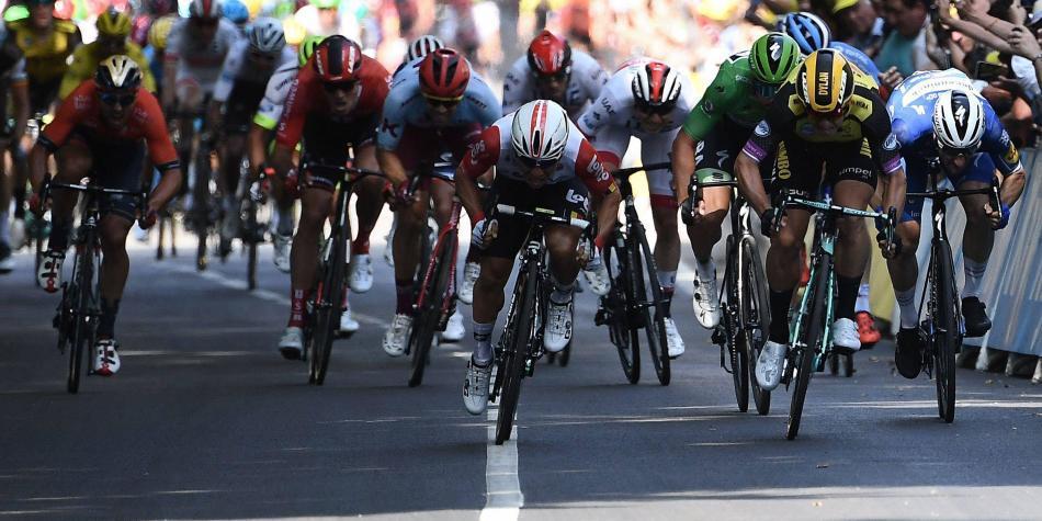 Clasificaciones del Tour luego de la etapa 11