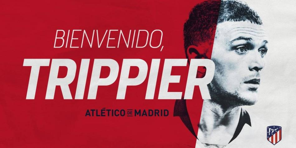 Trippier llega al Atlético de Madrid y la titularidad de Arias peligra