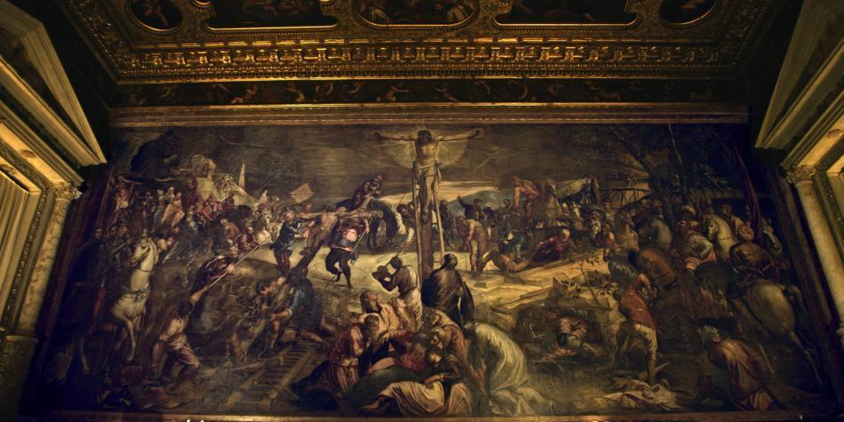 Tintoretto: la grandeza de un pintor en la gran pantalla