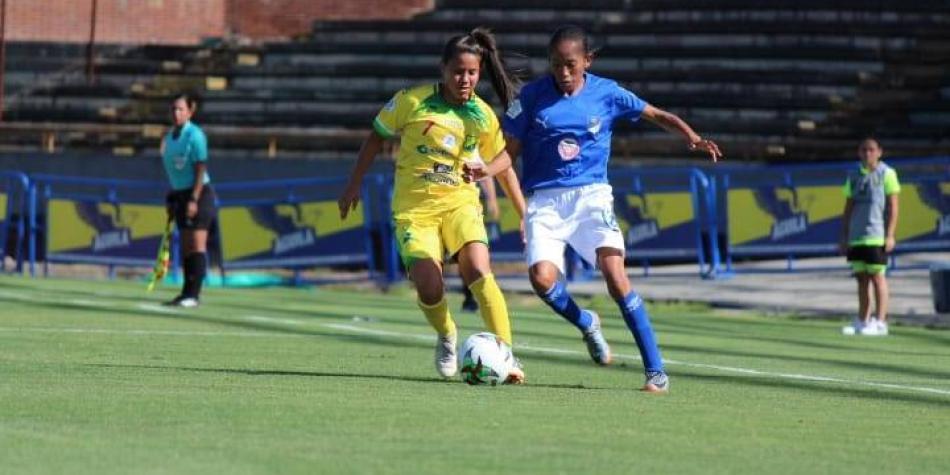 La propuesta de Dimayor para obtener recursos para la liga femenina