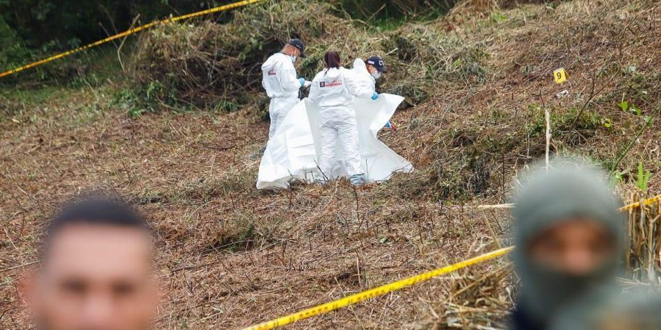 Crimen atroz: joven habría apuñalado 30 veces a su amiga en Antioquia