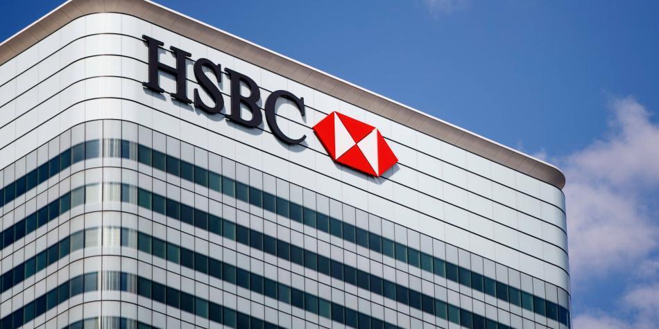 Banco HSBC va a suprimir 35.000 empleos en el mundo