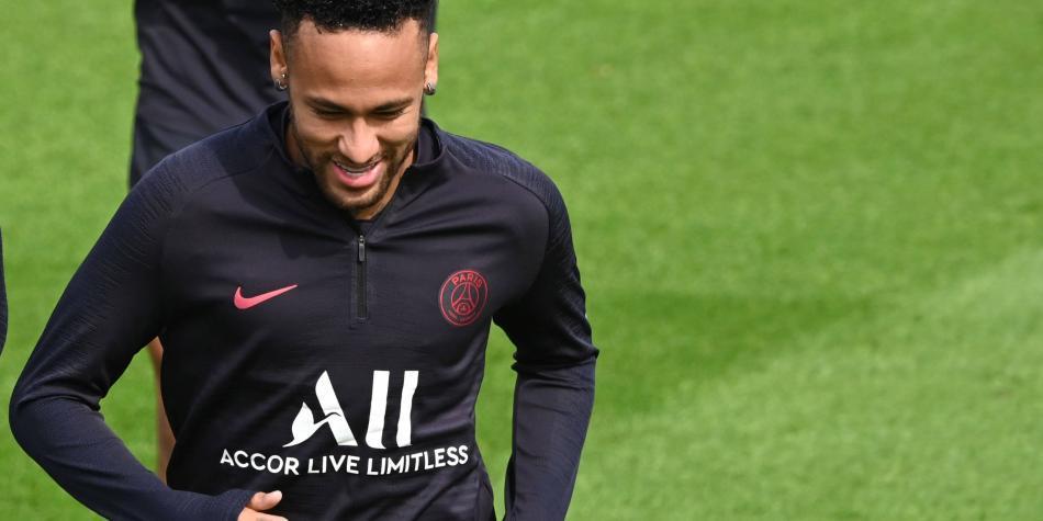 ¿Neymar, preocupado? Esto hizo mientras se define su salida del PSG