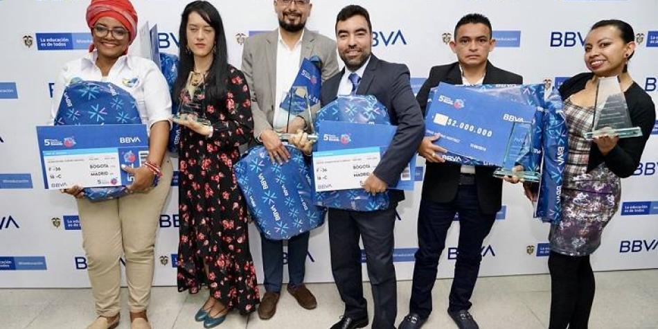 Los mejores profesores de Colombia, según el banco BBVA