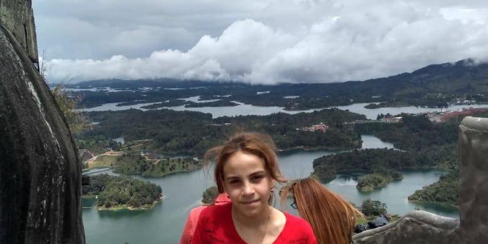 Desgarrador testimonio de la madre de niña hallada muerta en Medellín