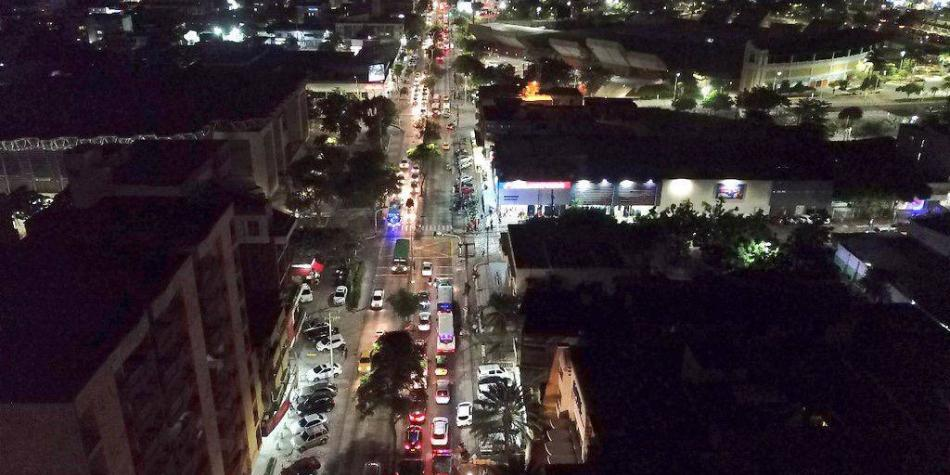 Alumbrado público de Barranquilla será inteligente