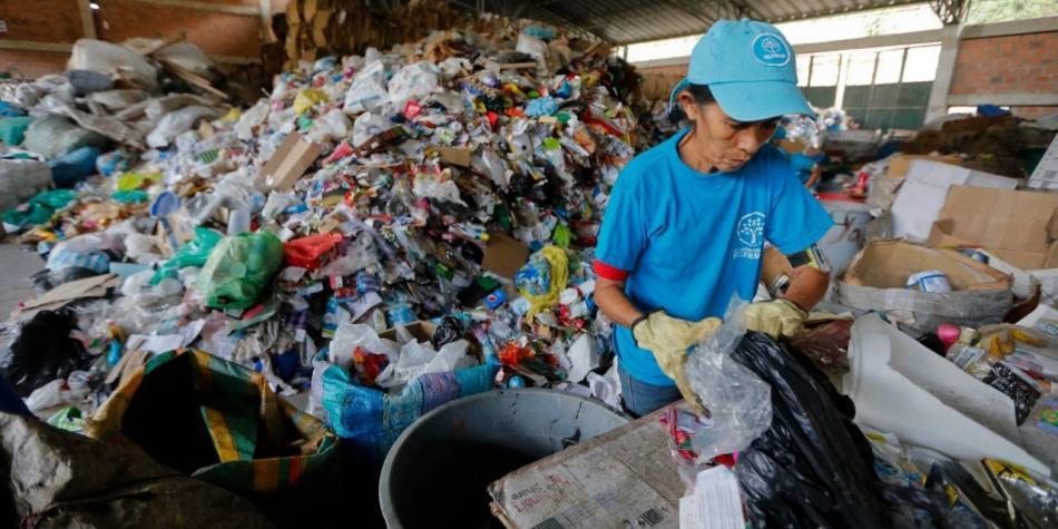La creativa campaña para ayudar a los recicladores en la cuarentena