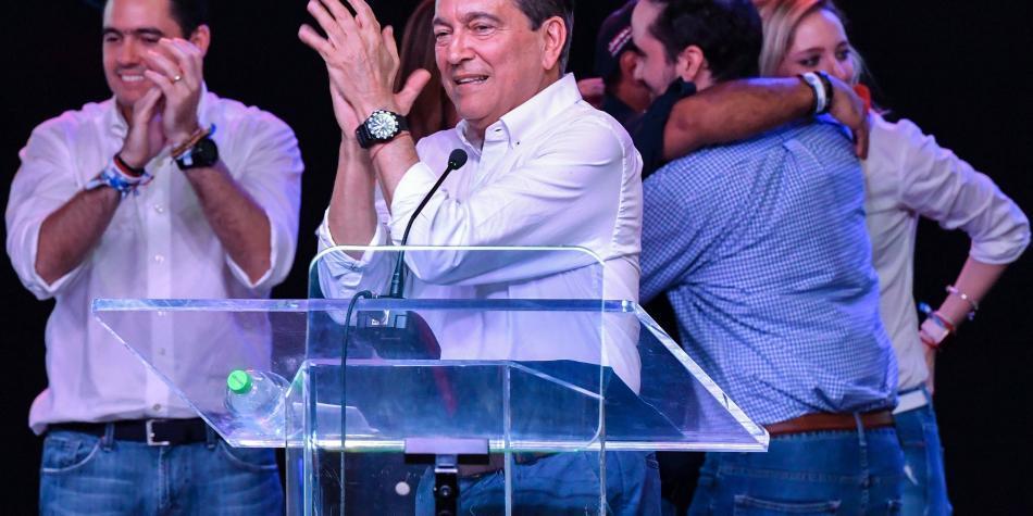 Presidente de Panamá habla de represalia a Colombia por proteccionismo