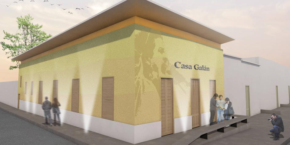 Convertirán en museo casa donde nació Luis Carlos Galán en Bucaramanga