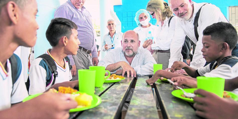 US$ 40 millones, la ayuda de Usaid a Colombia para crisis venezolana