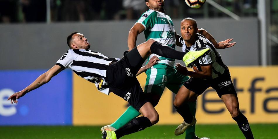 EN VIVO: Equidad empata 1-1 con Atlético Mineiro en la Suramericana