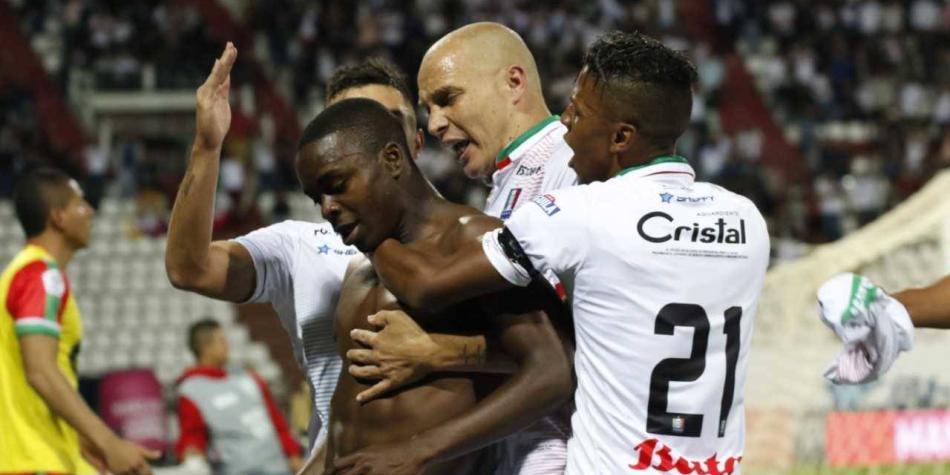 Once Caldas volvió a empatar: 2-2 contra Patriotas