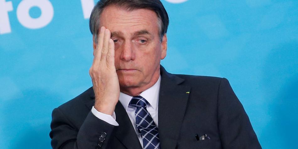 Bolsonaro dice que él no es un 'capitán Nerón'