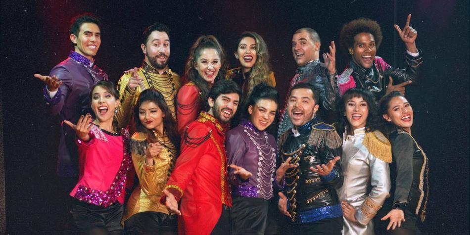 La nostalgia musical del 'rey del pop' llega al teatro Cafam
