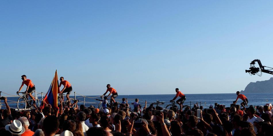 Estas serán las etapas claves de la Vuelta a España