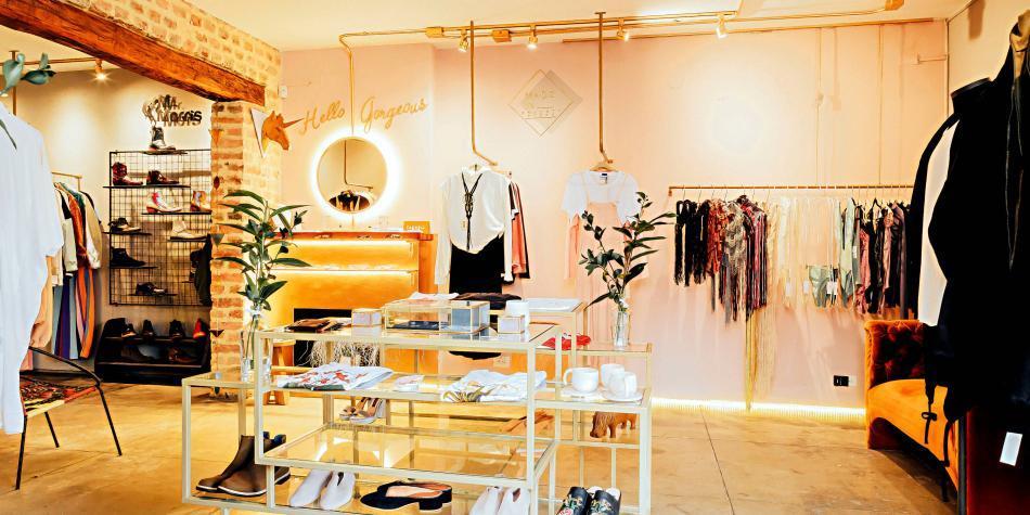 'Concept Stores' en Bogotá: la vitrina de los diseñadores emergentes