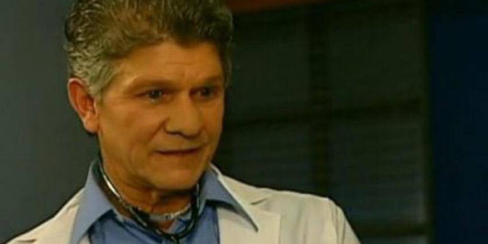 Falleció el veterano actor Julio del Mar