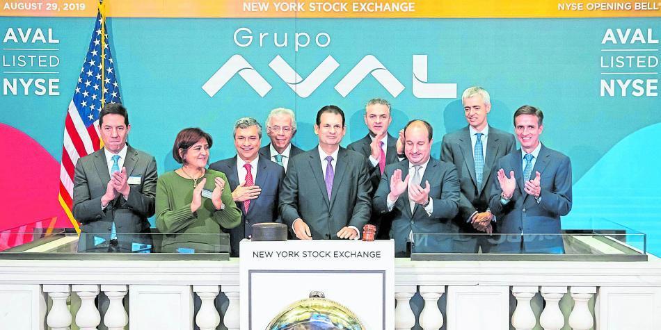 Grupo Aval coloca bonos por $ 400.000 millones