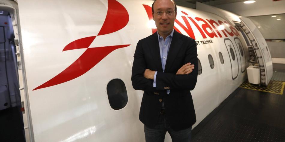 Cambio en tres altos cargos directivos de Avianca Holdings