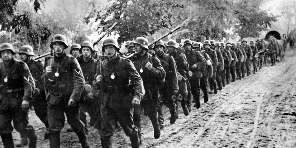 Nuestro mundo se parece al que desató la Segunda Guerra