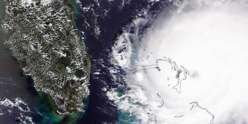 Nueve colombianos piden que los saquen pronto de Bahamas tras huracán